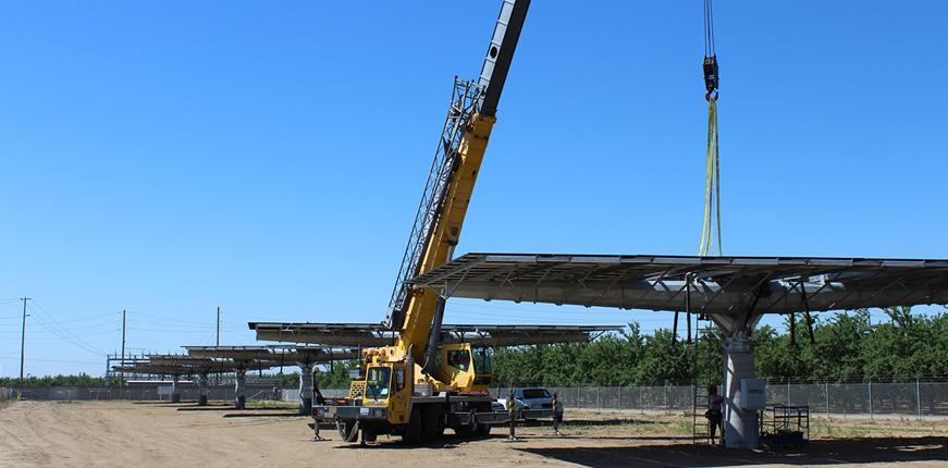 Hogan Mfg. Inc | Solar Panel Installation