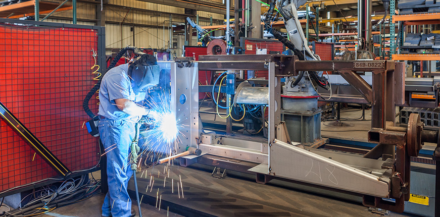 Hogan Employs Certified Welders